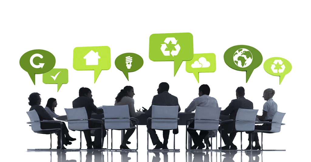 Thinking Greener - Milton Keynes Climate Cafe