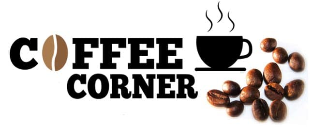 Volunteer Coffee Corner - Everyone welcome
