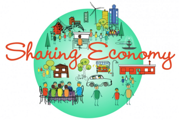 Planting Up - A Sharing Economy