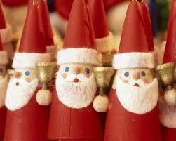 Christmas home-made decorations