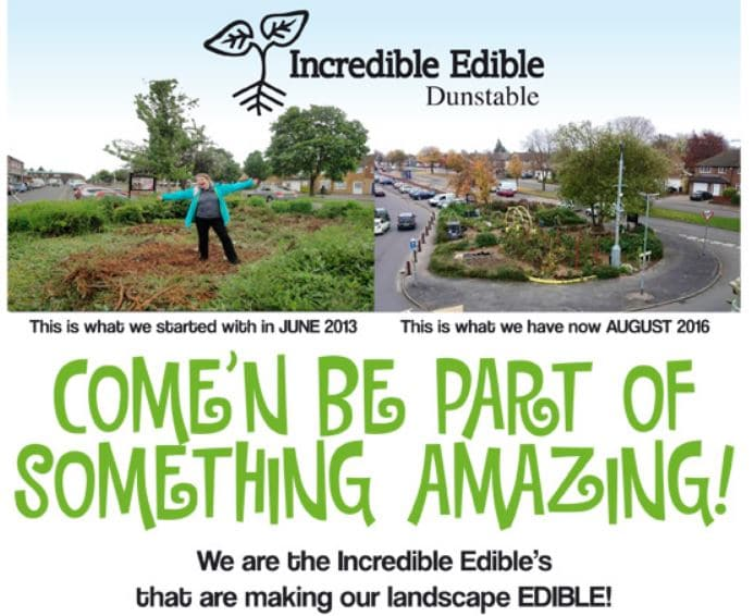 Incredible Edible Dunstable