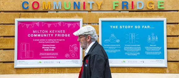 Community Fridge Milton Keynes