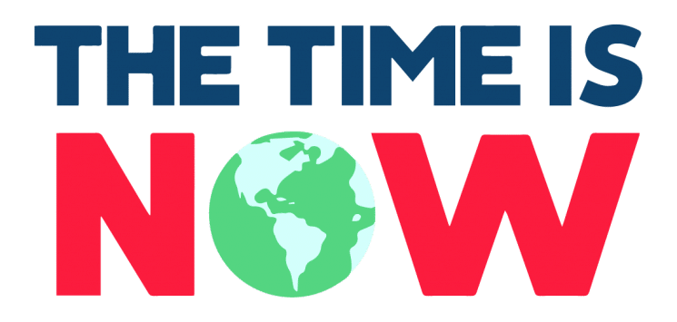 The Time is Now - Mass Lobby on the Environment Bill