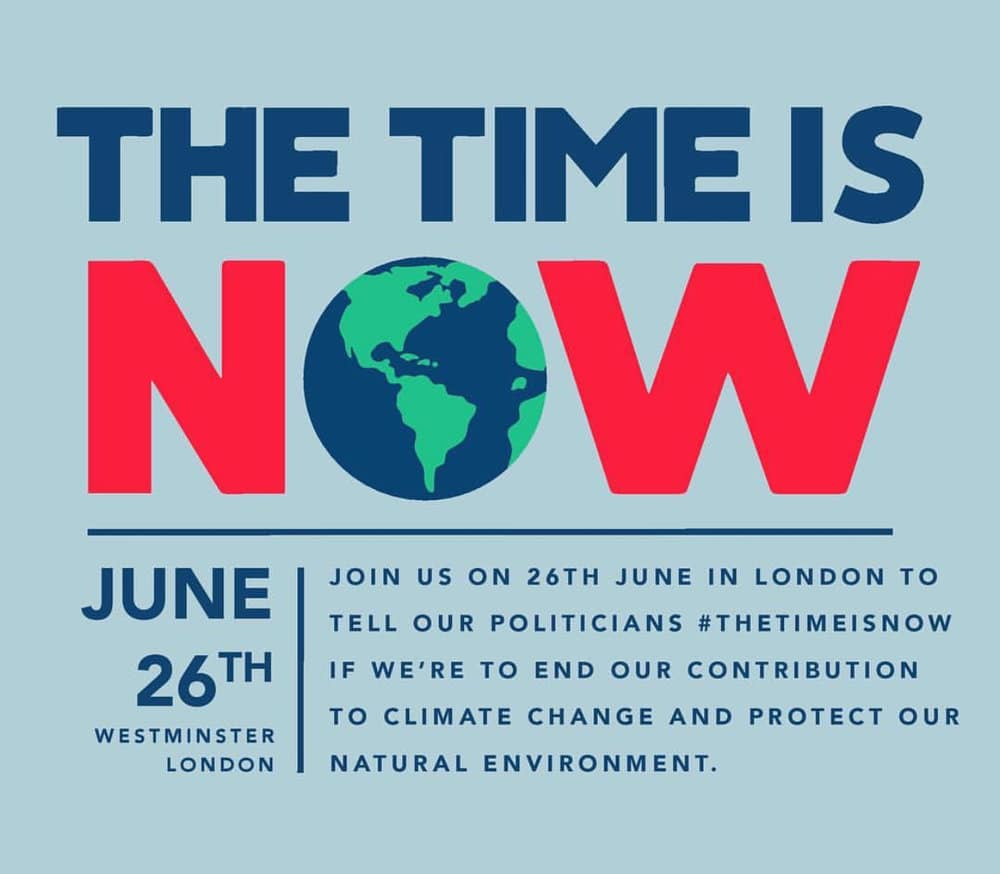 The Time is Now - Mass Lobby 26 June 2019
