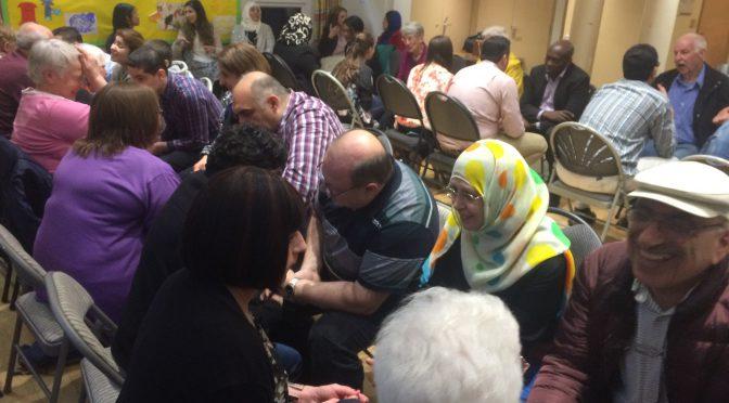 A Citizens:MK Weaving Trust event