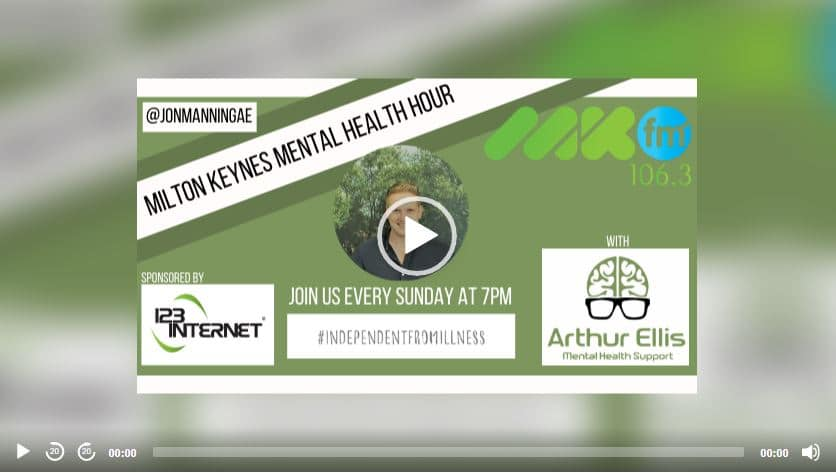 Podcast with Jon from Arthur Ellis about the benefits of nature on our health and wellbeing. Click to play.